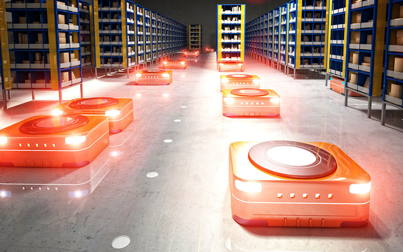 Advance to the Next Generation of Warehouse Technologies at ProMat