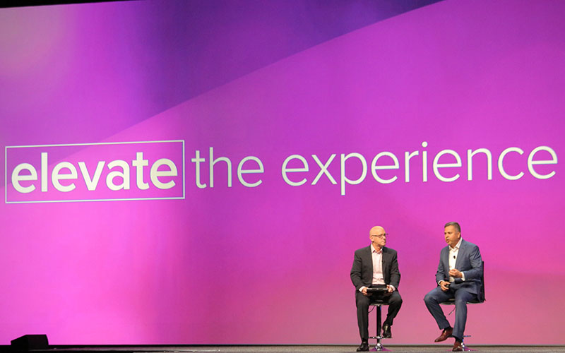Day 2 of FOCUS 2017 – Elevating the Customer Experience!