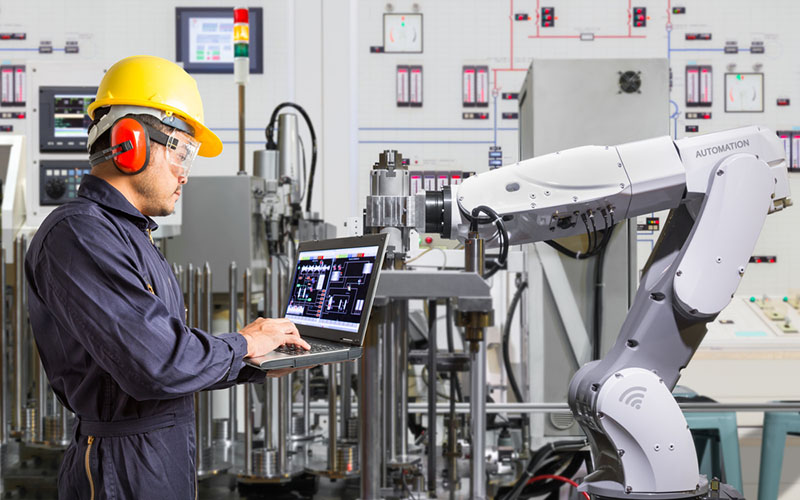 Examining the Skills Gap in Manufacturing