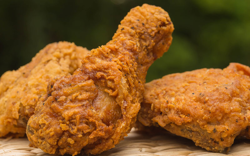 What do Earthquakes and Chicken have in Common?