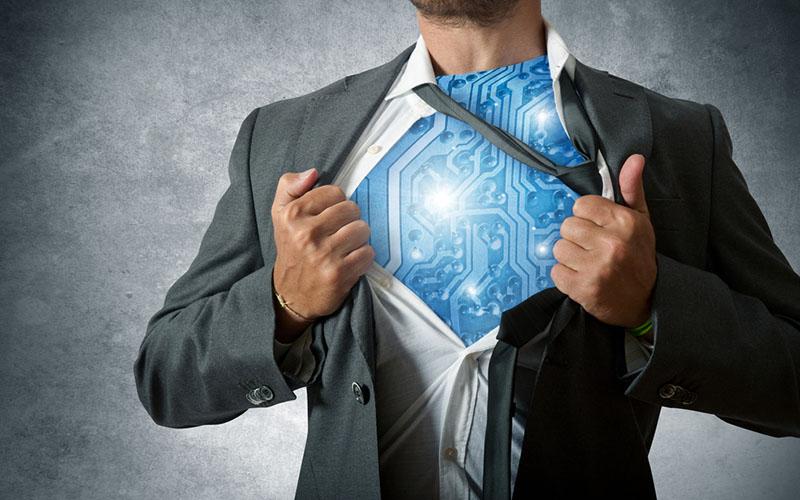 New Employee Perk – Superhuman Strength!