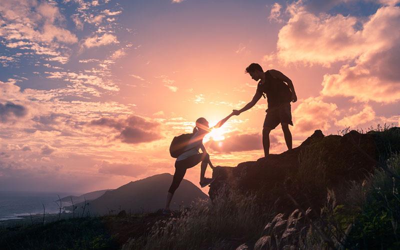 Building a Career Through Teamwork