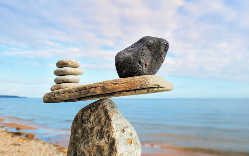 Give Yourself a High Five: Five Tips for Finding Balance in a Hectic World!