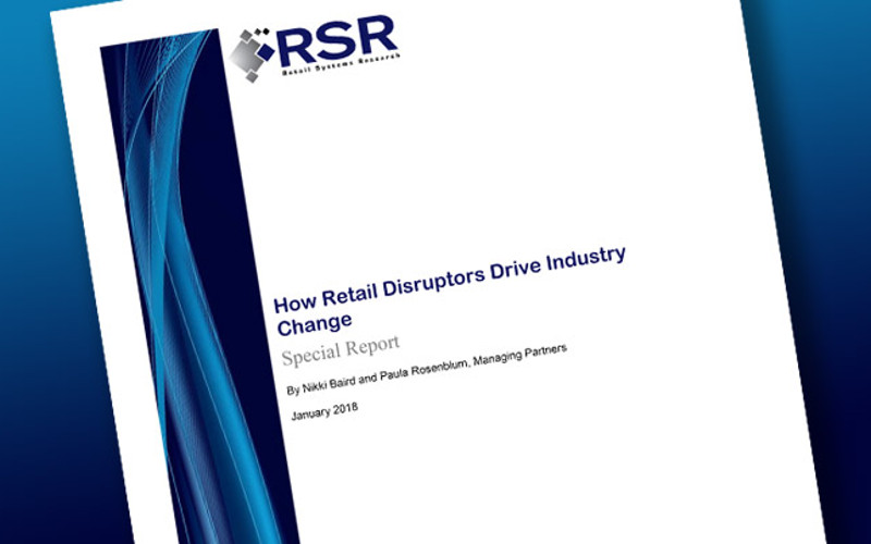 How Could Disruptive Retailers Shape the Future? New JDA and RSR Survey Unlocks Key Insights