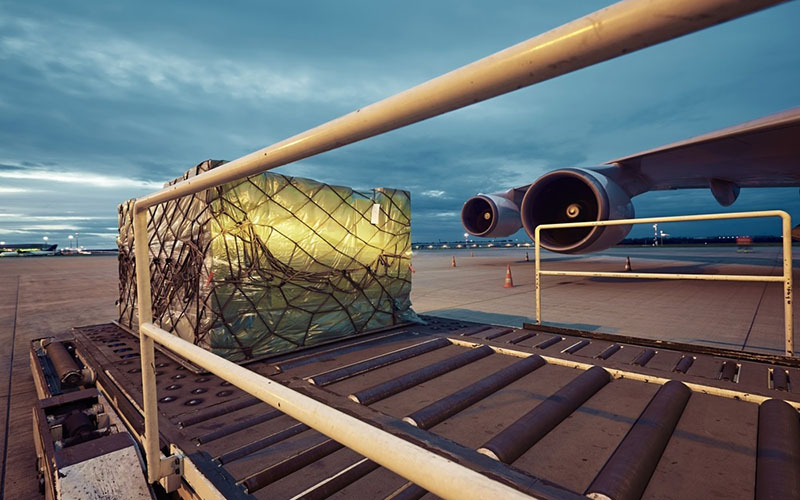 The Battle for Air Cargo Space