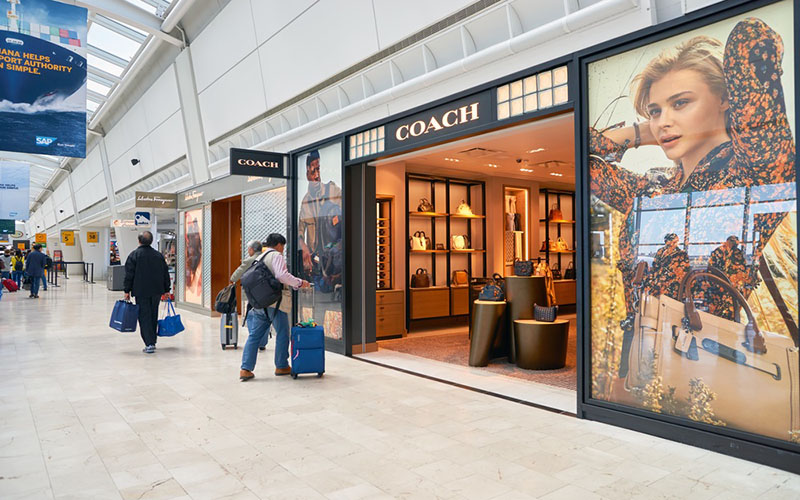 Coach, Nike & Other Retailers Take Sales Direct to Customers
