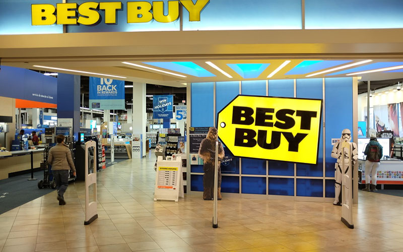Best Buy Increases Inventory to Meet Customer Demand Across Channels