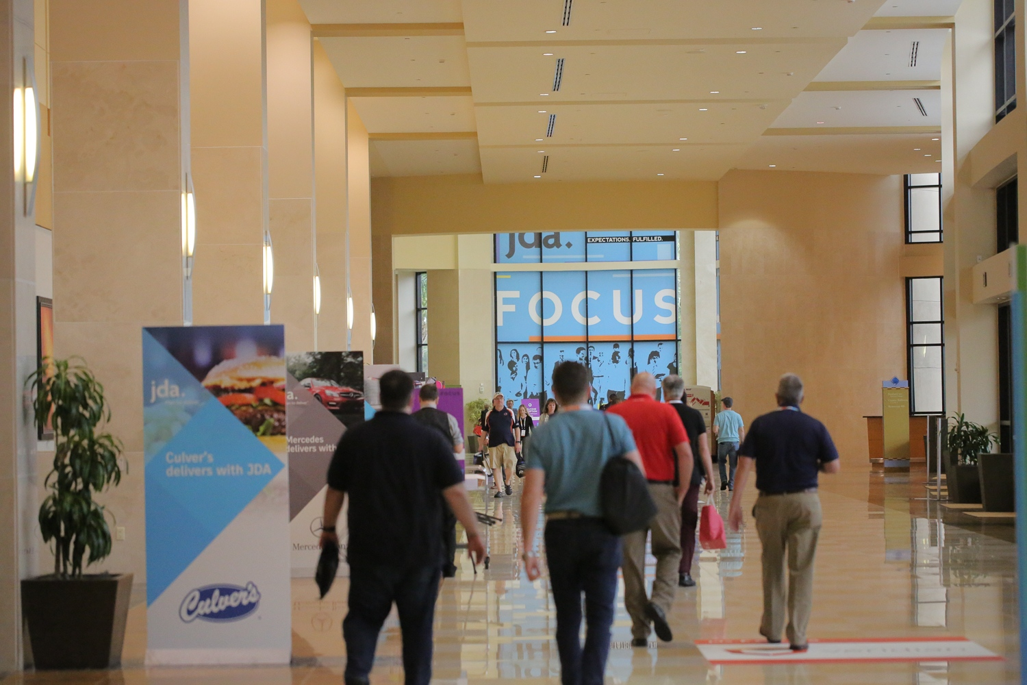 FOCUS Day One Recap: Delivering the Supply Chain of the Future