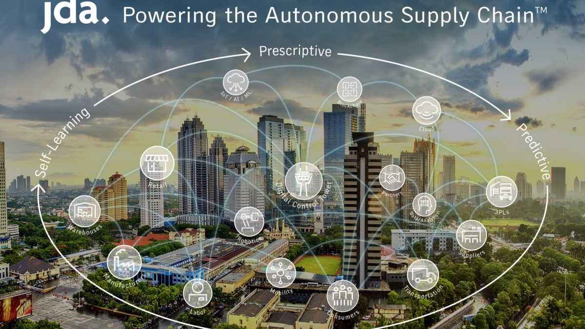 How JDA is Reshaping Supply Chains of Tomorrow with AI