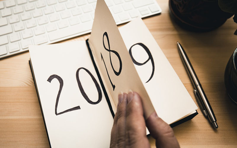 Resolutions for 2019: Wednesdays for Women Edition