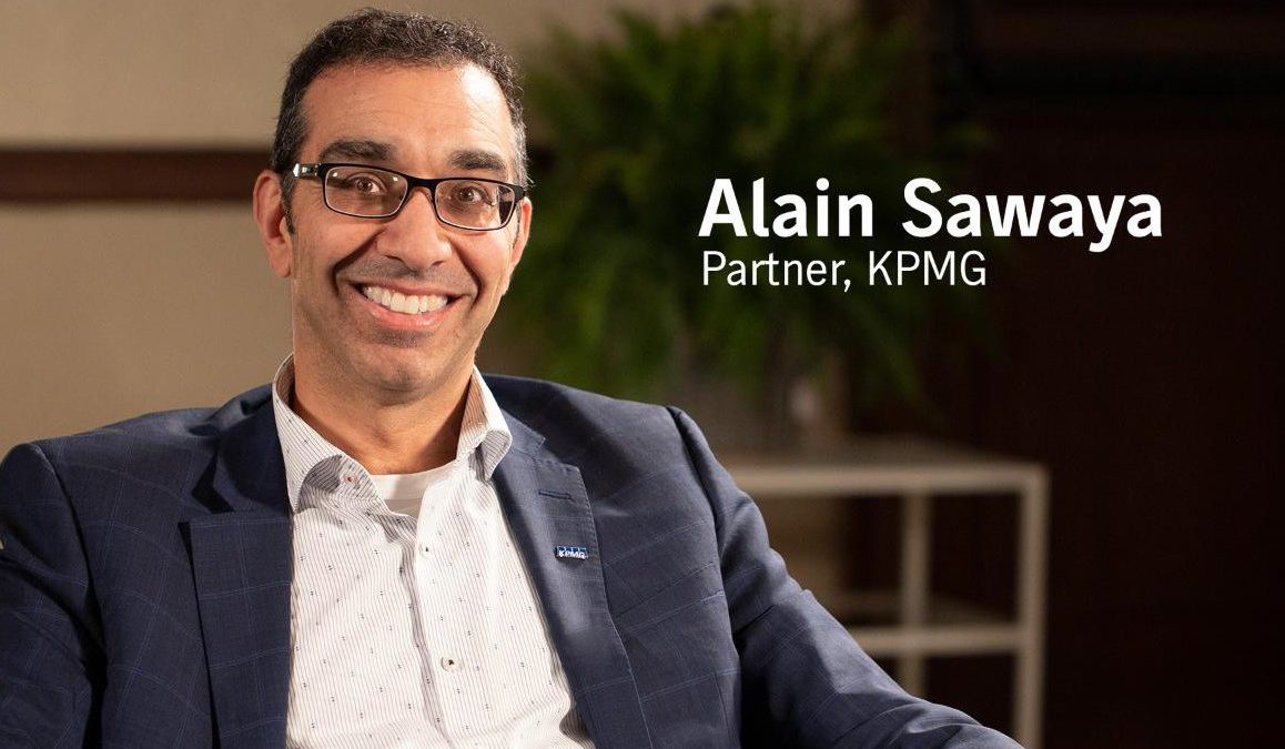 Learn How Organizations Are Implementing New Technologies with KPMG's Alain Sawaya [Video]