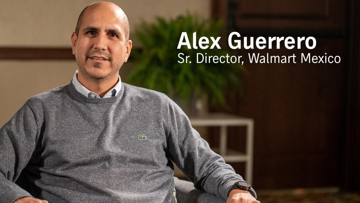 Walmart Mexico's Alex Guerrero Explains How Digital Innovations Empower Employees [Video]