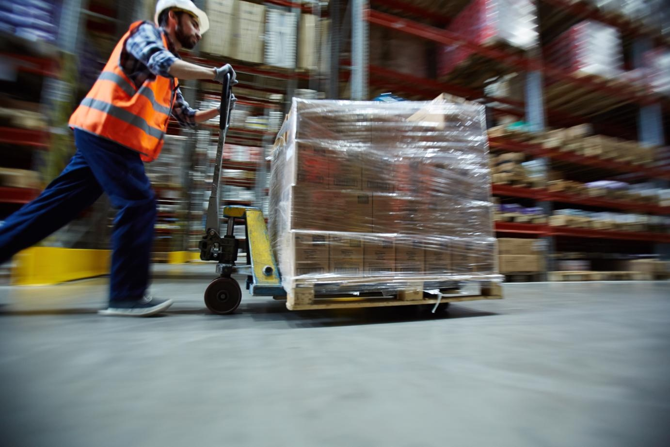 The Integrated Workforce in the Warehouse