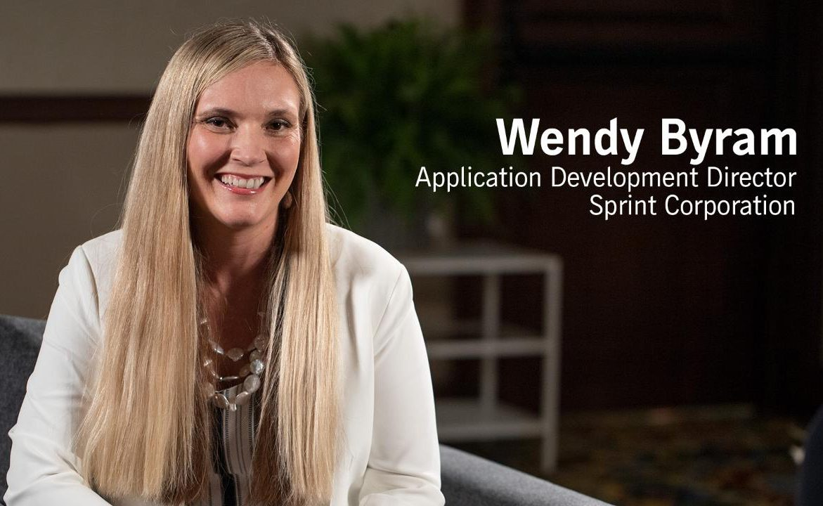 Discussing Digital Transformation with Sprint's Wendy Byram [Video]