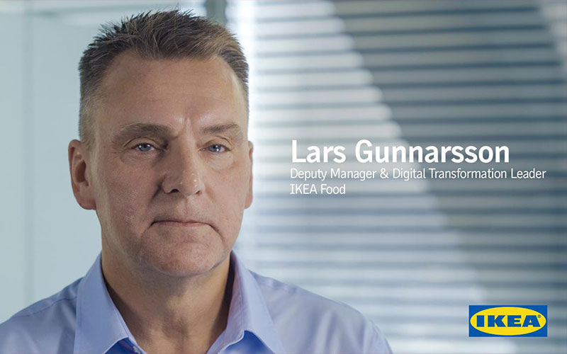 4 Questions with IKEA Food's Digital Transformation Leader, Lars Gunnarsson