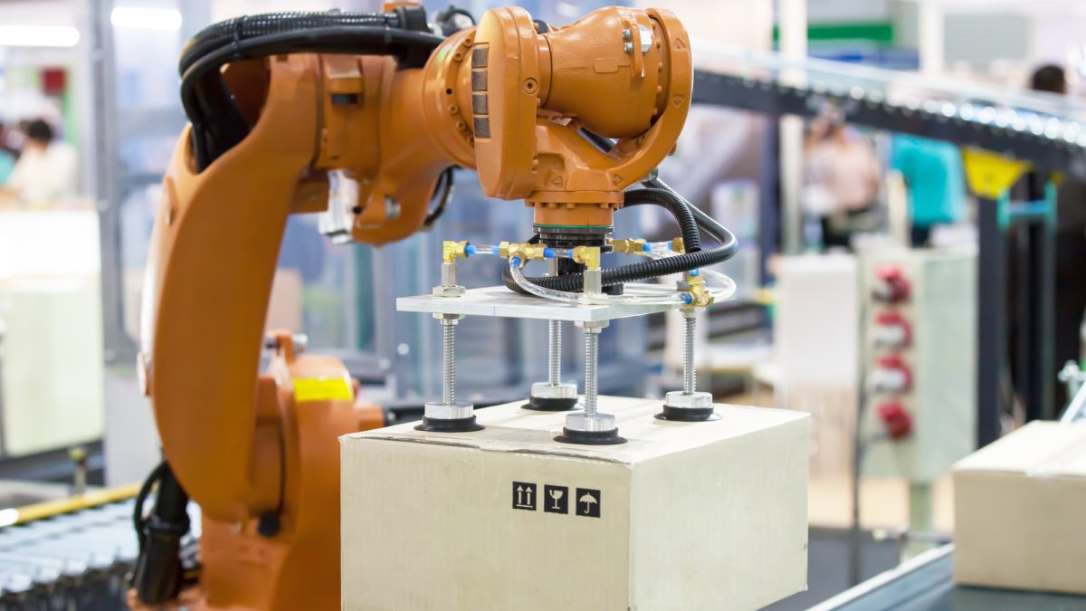 The Inevitability of Warehouse Robots
