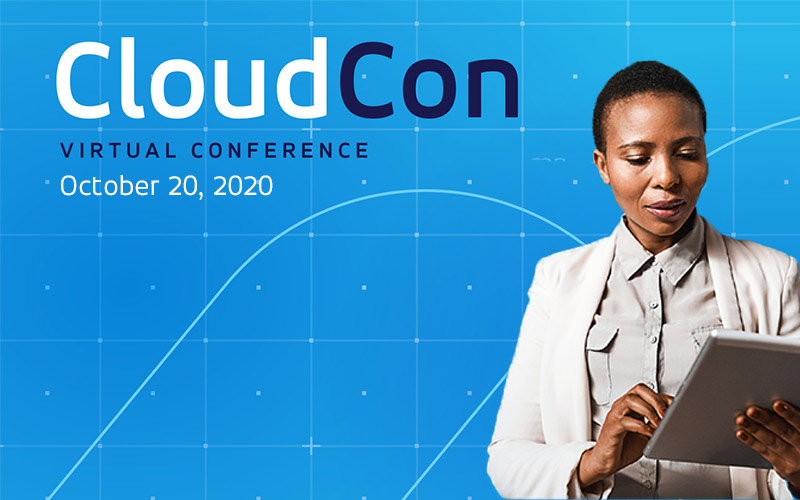 Blue Yonder CloudCon 2020 – Modernize and Transform Your Business Now with SaaS