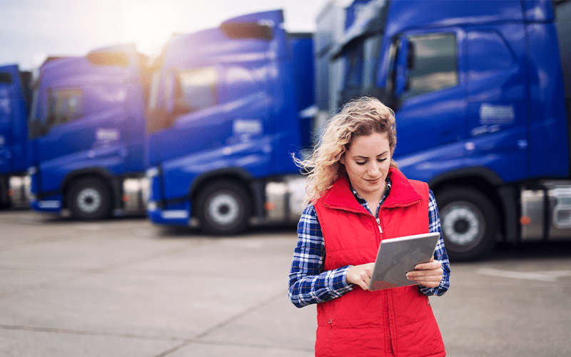 Digital Transformation in Freight