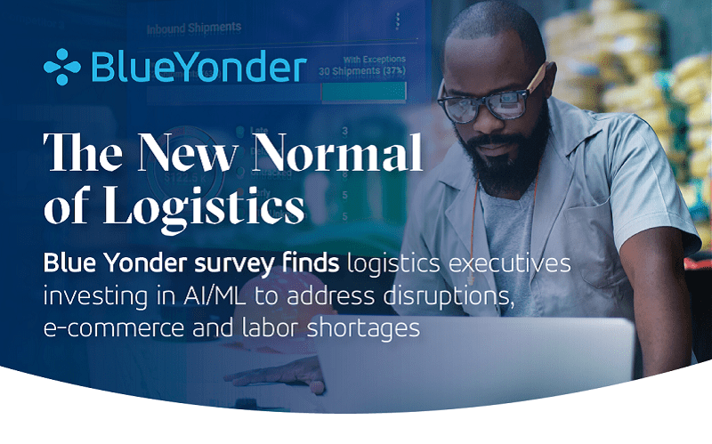 Insights from the 2021 Logistics Executive Survey: The New Normal of Logistics