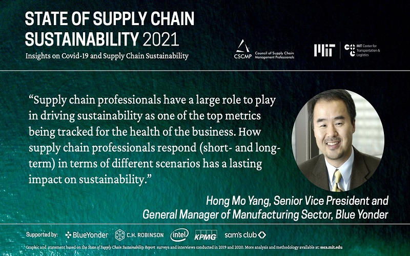 Weaving Sustainability into the Fabric of the Supply Chain