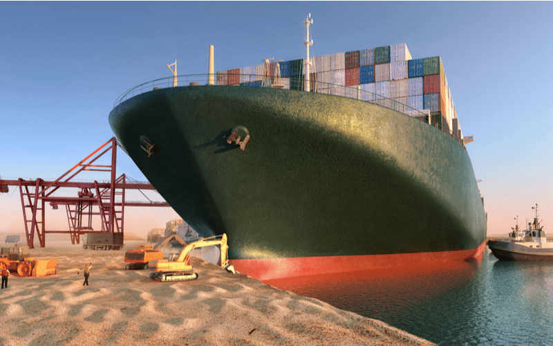How Blocking the Suez Could Dampen Summer Demand